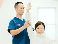 松本市かんのう整骨院の検査